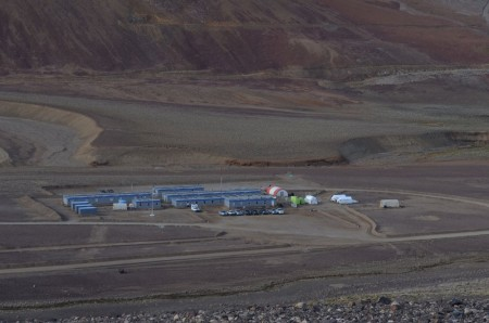 Los planes oficiales para abrir la primera mina de cobre de San Juan
