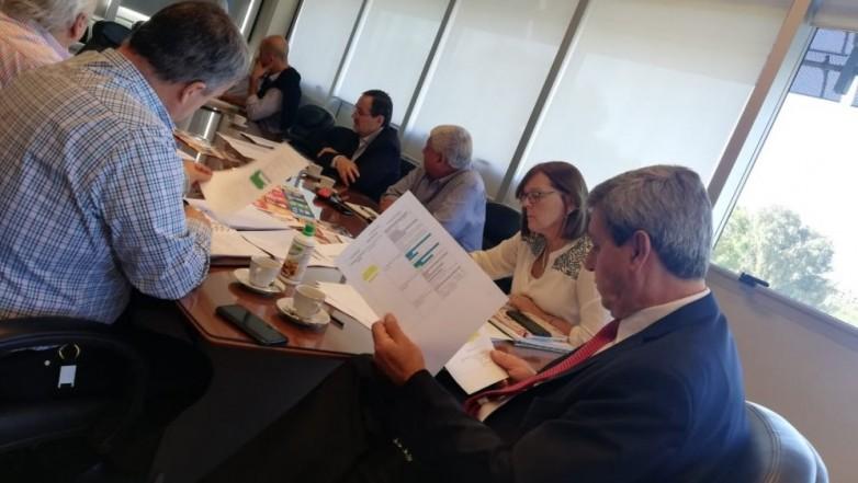 """Gattoni: """"El Plan Estratégico San Juan 2030 es prioritario"""""""