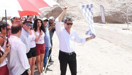 Los mejores pilotos del mundo enfrentaron el desierto sanjuanino