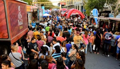Feria DAKAR 2018: 40 mil sanjuaninos disfrutaron de una tarde a pura adrenalina