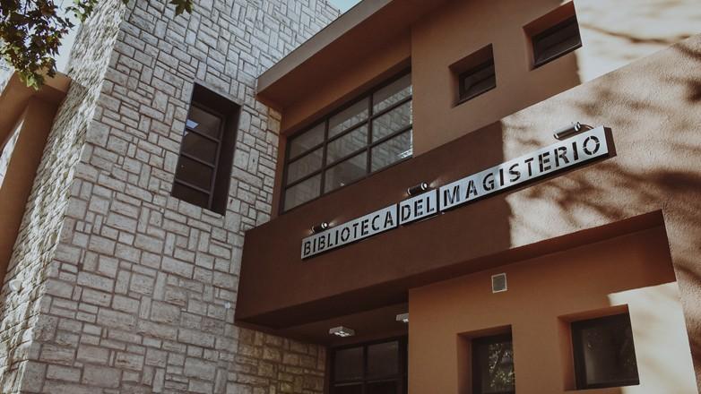 La Biblioteca del Magisterio tendrá nueva casa