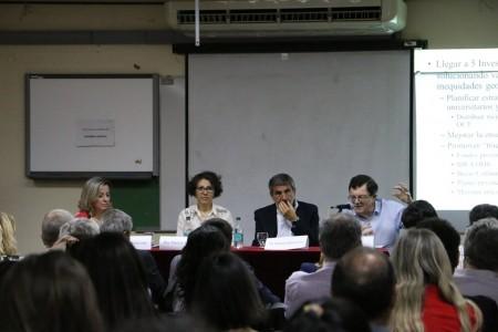 """Culminó la Charla - debate """"Ciencia y Tecnología para el desarrollo de Argentina y la Región"""""""