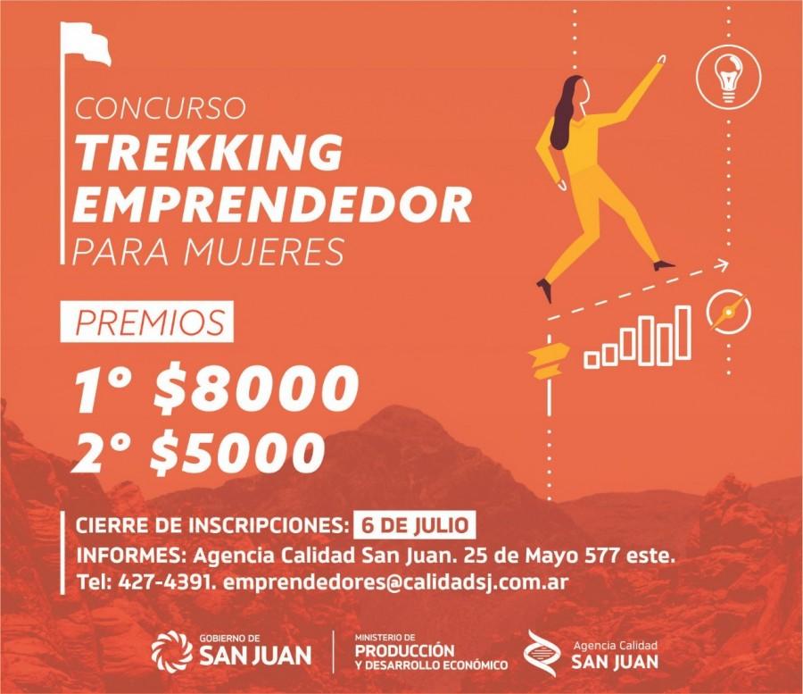 Inicia el concurso para mujeres emprendedoras sanjuaninas