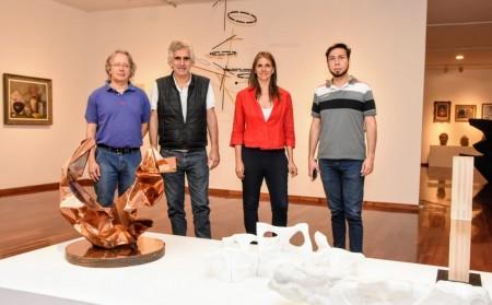 El Museo Franklin Rawson cierra la temporada con nuevas exposiciones