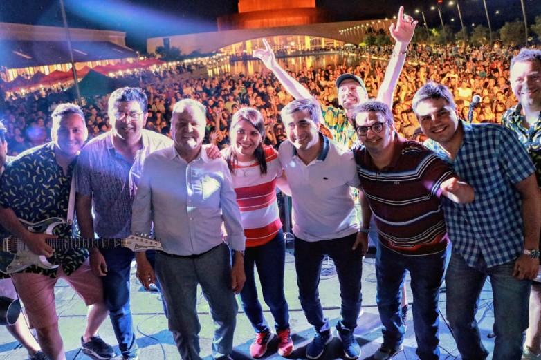Gran aceptación de la familia sanjuanina a la primera edición de la Fiesta de la Inclusión