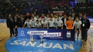Gran fiesta del mundo del futsal en el Cantoni
