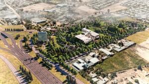 Con ayuda del CFI, la Ciudad de San Juan construirá un Parque Jardín Botánico