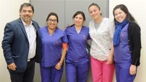 Realizaron una colecta de sangre en el hospital de Albardón