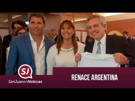 Renace Argentina   #SanJuanEnNoticias