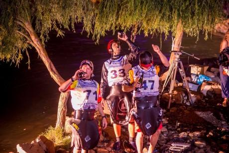 Los sanjuaninos coparon el río para la final del Mundial de Kayak Freestyle