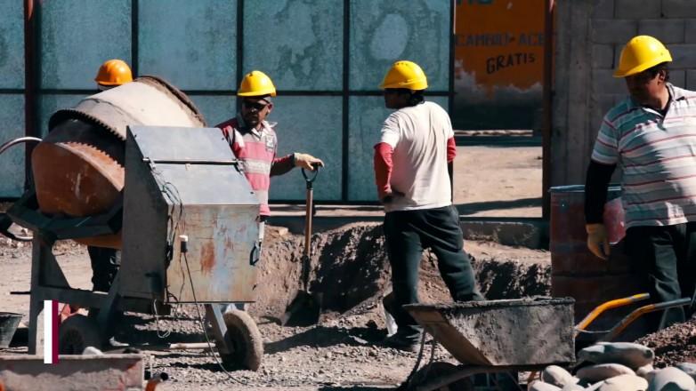 Con ayuda minera, renace el histórico Club Andacollo de Jáchal