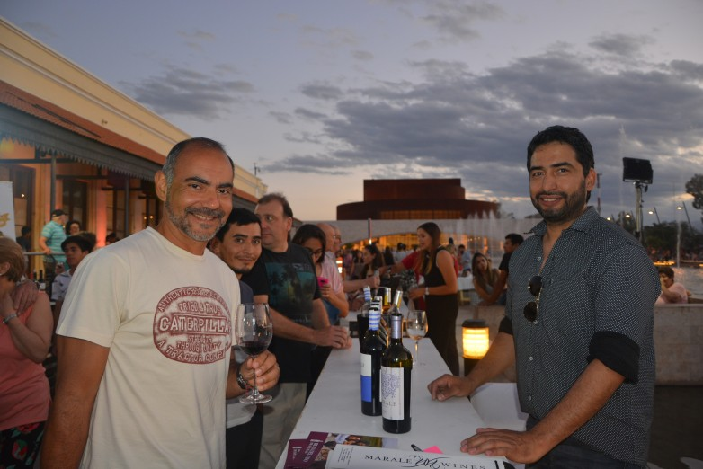 La gran fiesta del vino se vivió en San Juan