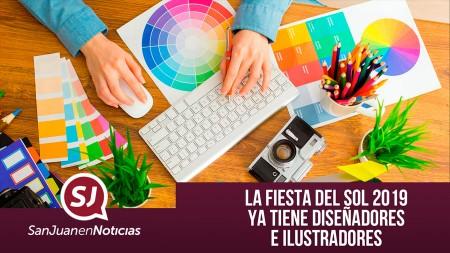 La Fiesta del Sol 2019 ya tiene diseñadores e ilustradores | #SanJuanEnNoticias