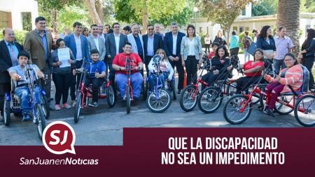 ♿ Que la discapacidad no sea un impedimento   #SanJuanEnNoticias