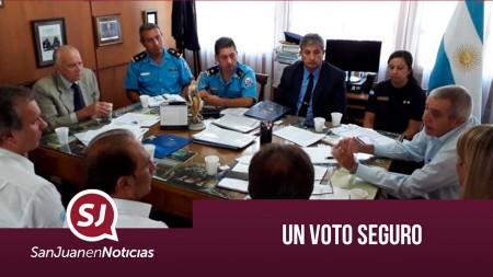 Un voto seguro | #SanJuanEnNoticias
