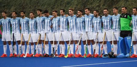 Sánchez y Bugallo participaron en los triunfos de Argentina