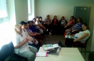 Preparación Integral para la Maternidad (pim) en el Hospital Rawson