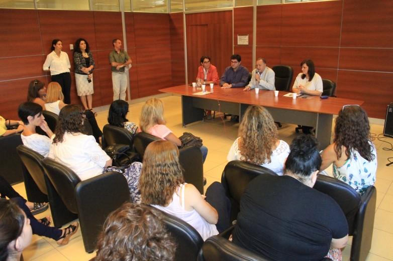 Dictarán talleres para enseñar cómo actuar en casos violencia familiar