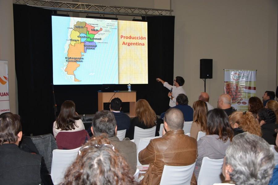 El Encuentro Argentino del Tomate fue declarado de interés educativo