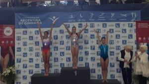 De los Evita, a campeona argentina