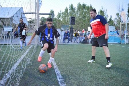 La Liga Minera de Fútbol 5 quiere dar el salto al Nacional