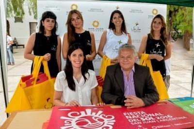 San Juan promociona sus atractivos en zonas turísticas de la Argentina