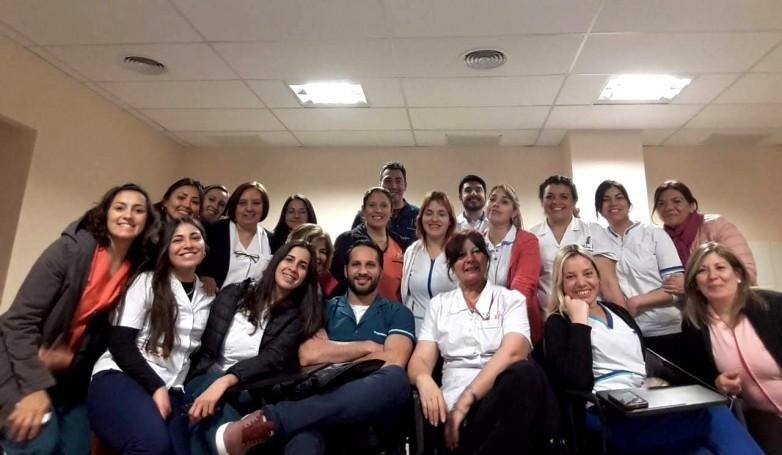 El Hospital Rawson cuenta con un equipo que trabaja para controlar infecciones hospitalarias