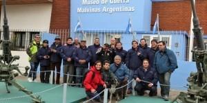 En Río Gallegos los Héroes comenzaron a vivir el gran viaje