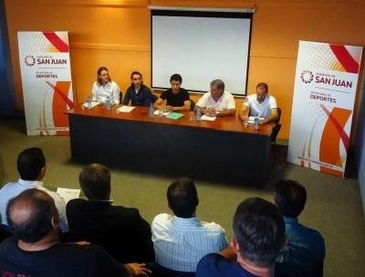 Primera reunión con Federaciones deportivas