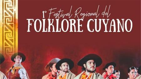 1º Festival Regional del Folklore Cuyano