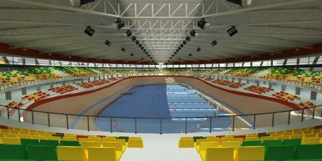 Inician las obras del Velódromo Cubierto en la Ciudad Deportiva