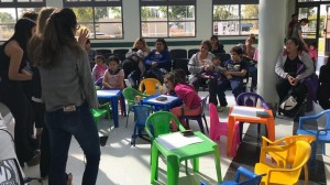 Albardón: una jornada para ayudar a los papás en la crianza de sus hijos
