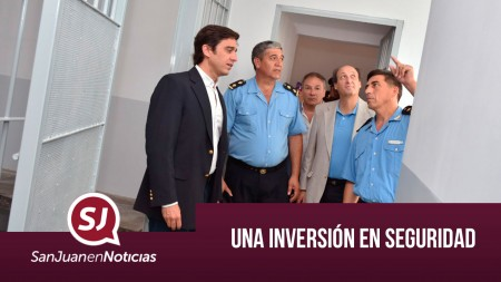 Una inversión en seguridad | #SanJuanEnNoticias
