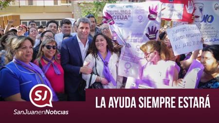 La ayuda siempre estará | #SanJuanEnNoticias