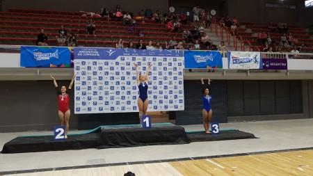 Torneo Nacional Federativo de gimnasia artística