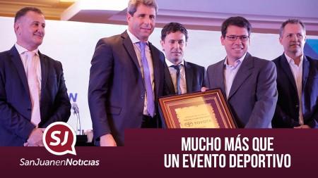 #VueltaSJ2019 Mucho más que un evento deportivo | #SanJuanEnNoticias