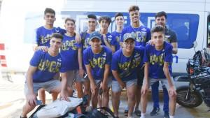 Ibazeta y Armoa subcampeones de la Copa Argentina