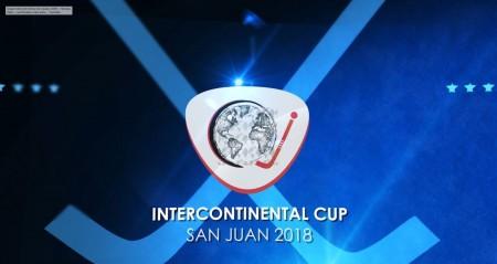 Semifinales de la Copa Intercontinental de hockey