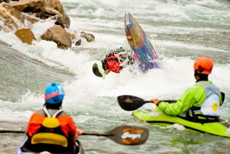 Comienza el Mundial de Kayak y San Juan se prepara a lo grande