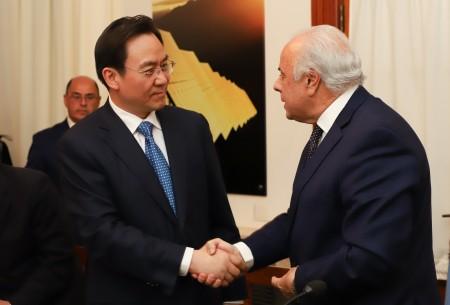 San Juan y la provincia china de Henan firman memorándum de cooperación