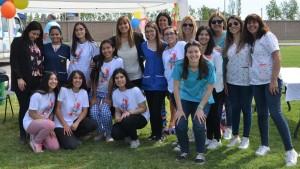 En el mes de la de Juventud el espacio amigable festejó con los adolescentes