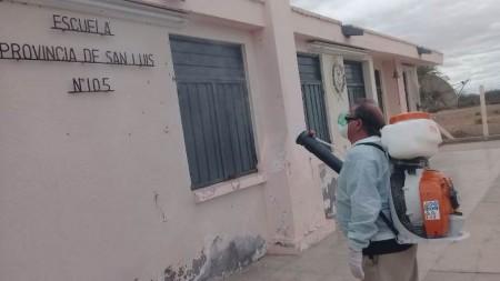 San Juan y San Luis se unieron para luchar contra el Chagas