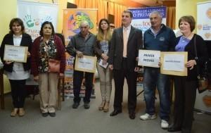 Entrega de premios de Caja de Acción Social