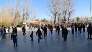 Los Juegos Intercolegiales siguen a todo ritmo en Angaco y Santa Lucía