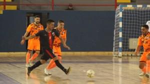 El futsal sanjuanino golea en San Luis