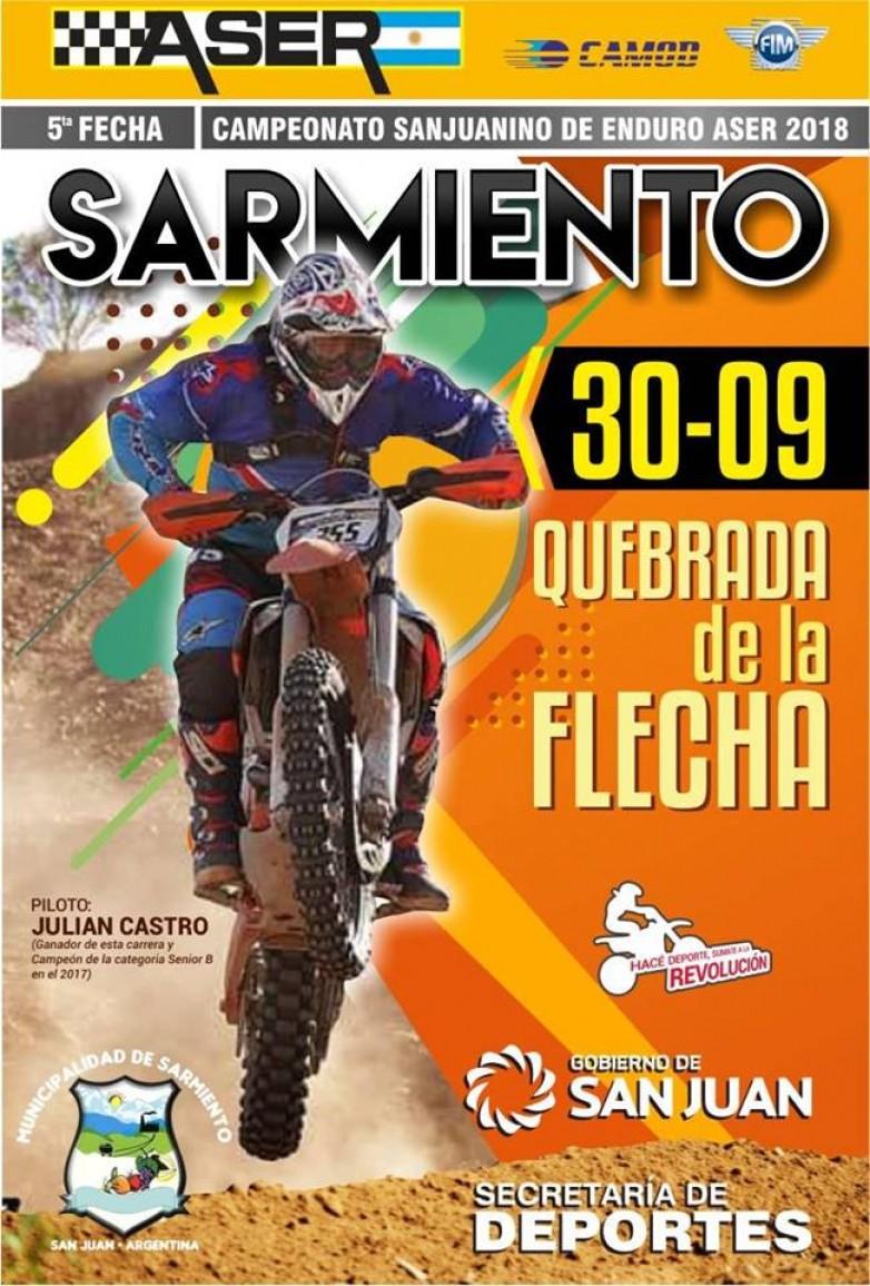 Se viene la 5ta fecha en Sarmiento