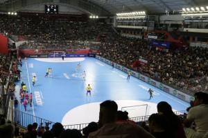 San Juan volvió a ser epicentro del deporte en una noche en la que sólo faltó el gol