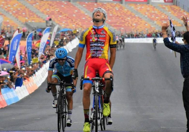 El Circuito San Juan Villicum fue una fiesta con la Vuelta Inclusiva y la sexta etapa