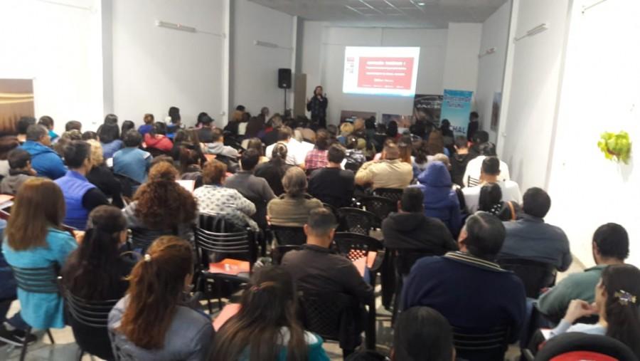 """Más de 120 jachalleros participaron del """"Anfitrión Turístico"""""""