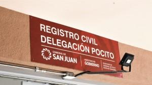Obras Menores remodeló dos delegaciones del Registro Civil